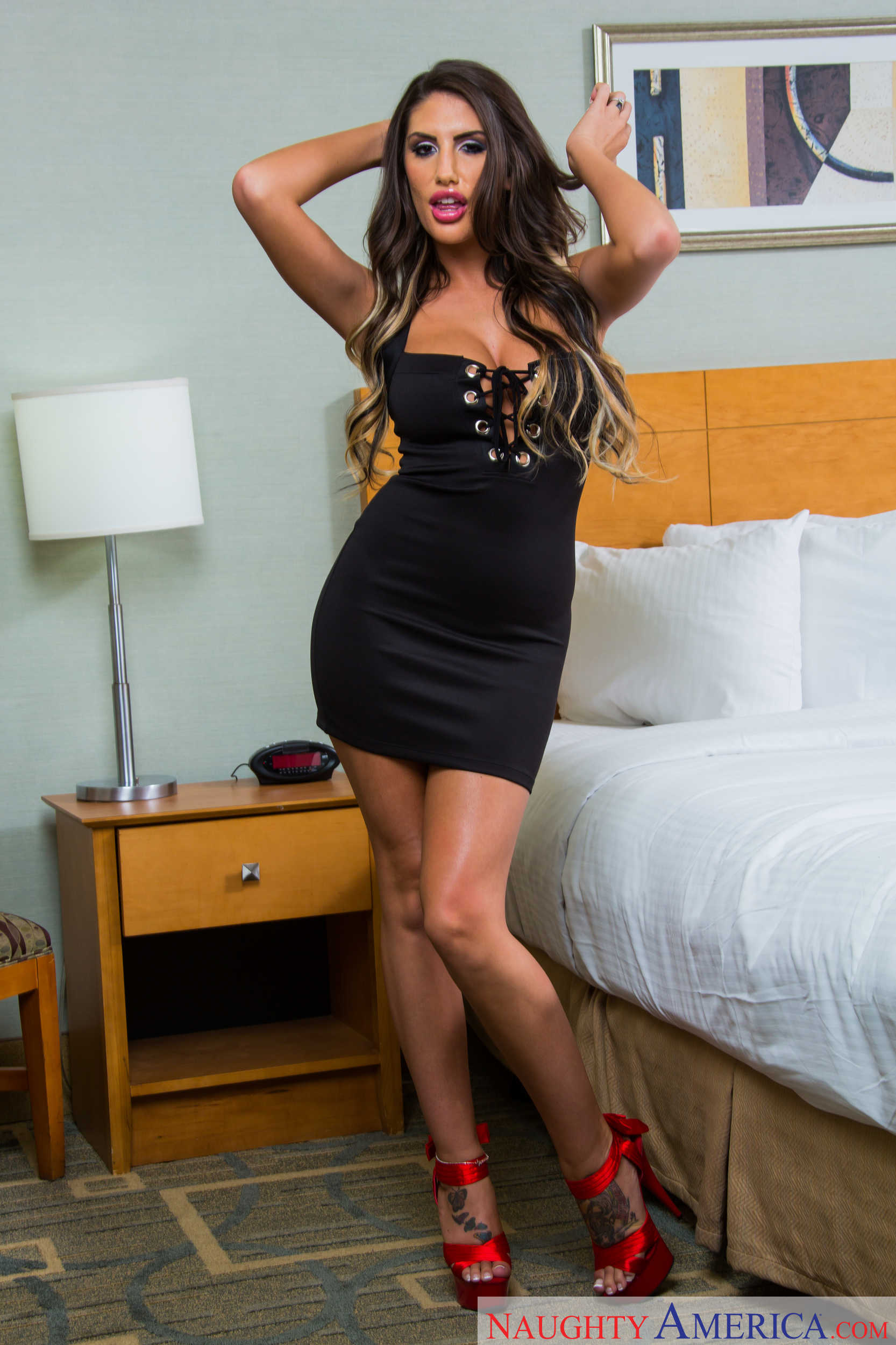 August ames in my wife is my pornstar