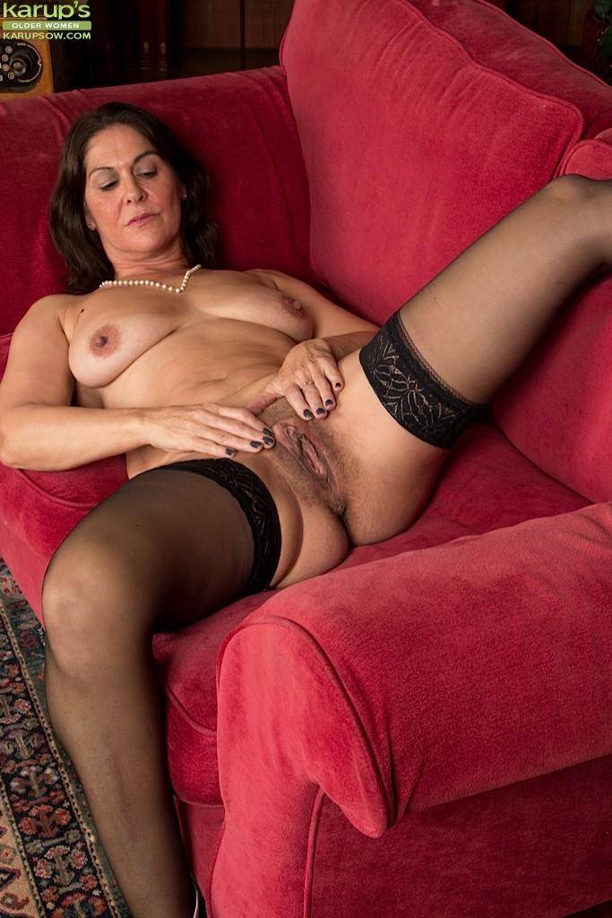 Older Women Stripping Naked