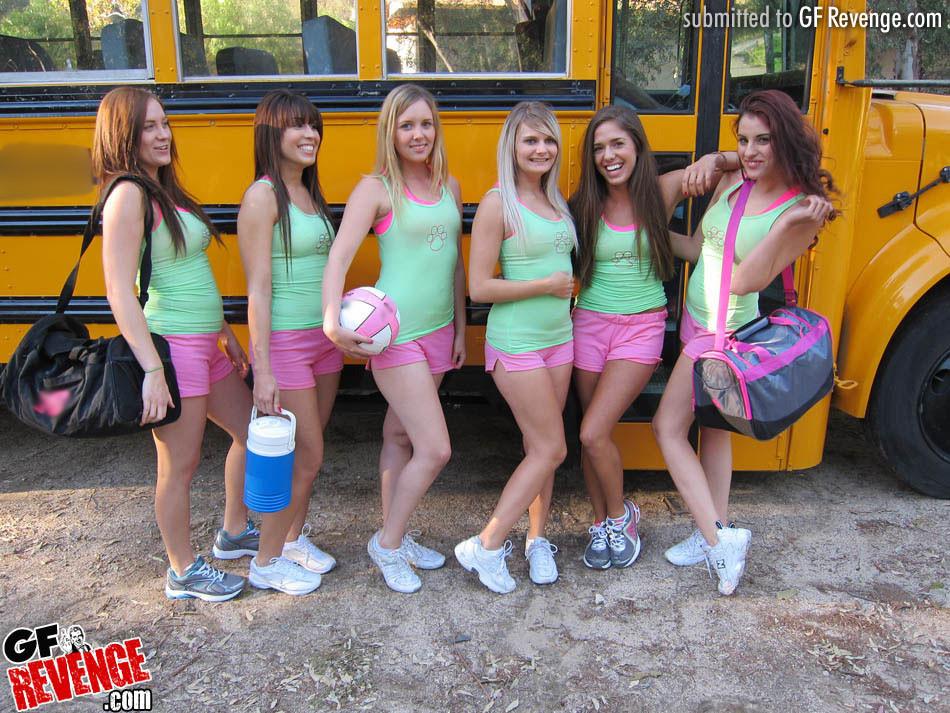 Kim - Team Of Titties - Gf Revenge 67812-4574
