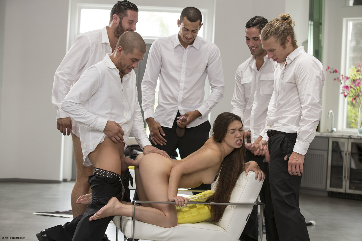 5 way fuck with kitty laura dirk trisha and johnny 9
