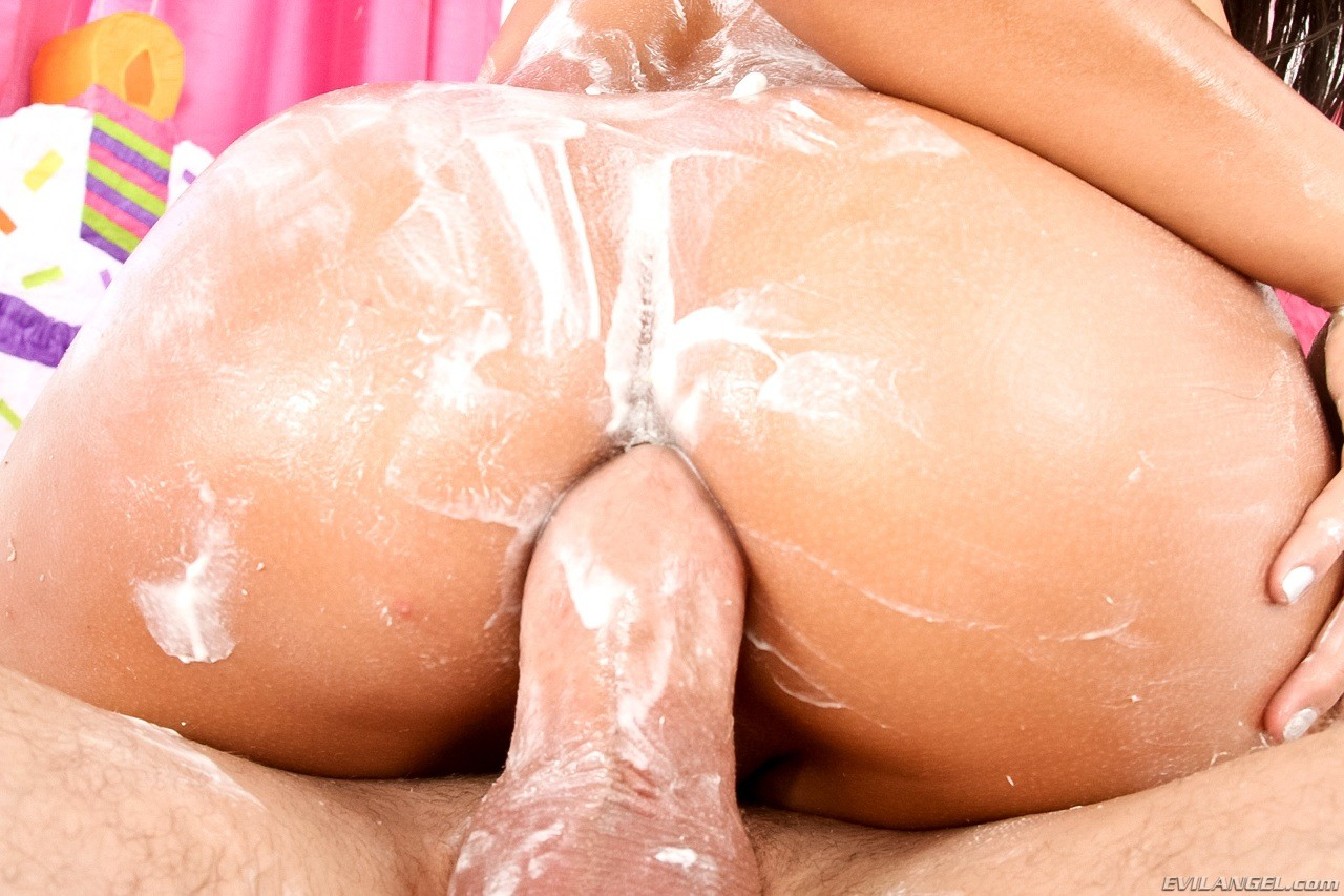 Butt cream anal sex