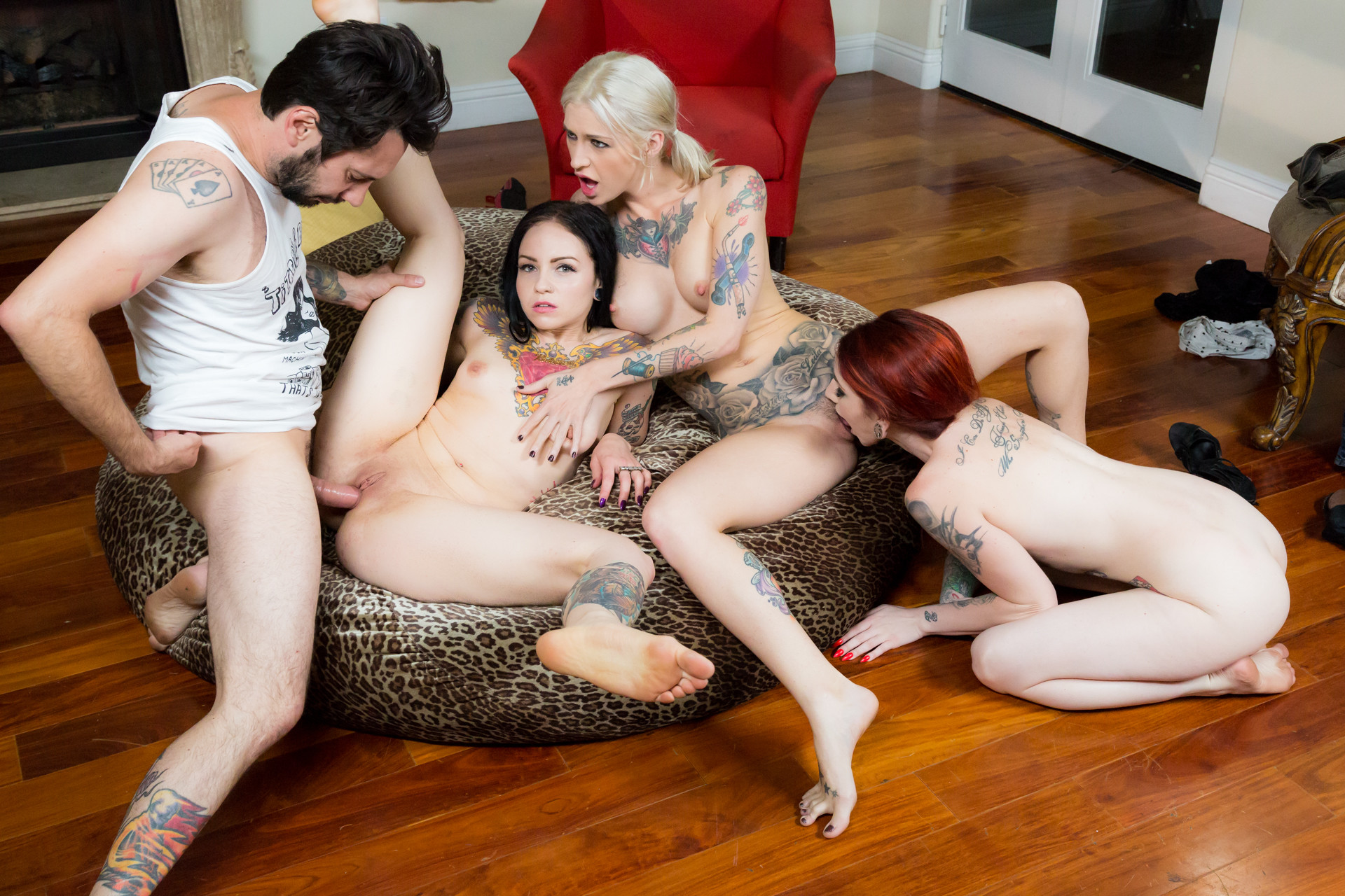 All american orgy can