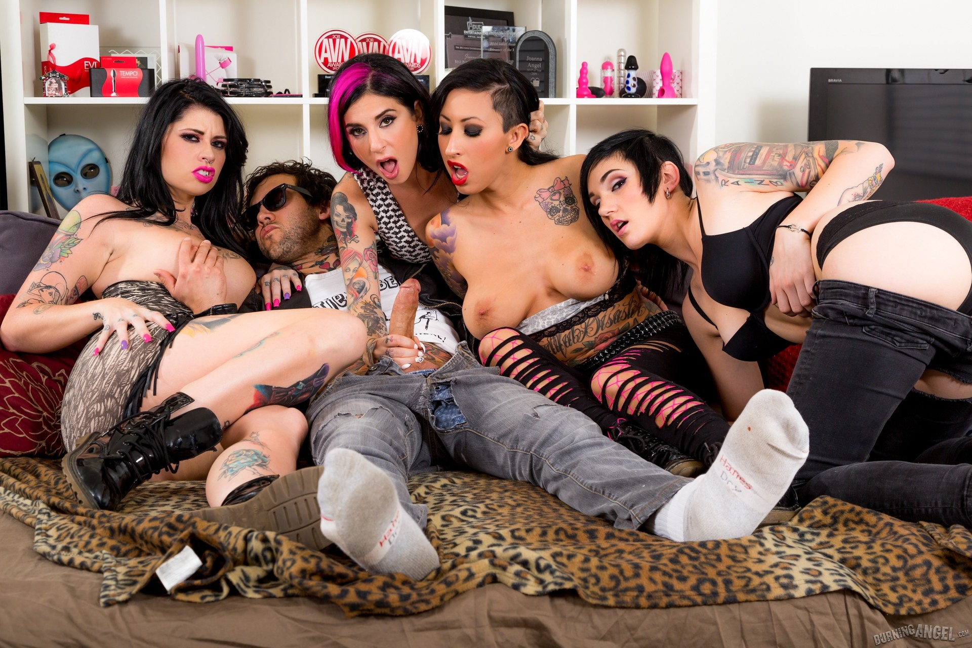 xxx-the-band-sexy-girls-and-nacked-girls-hump-fucking-hard