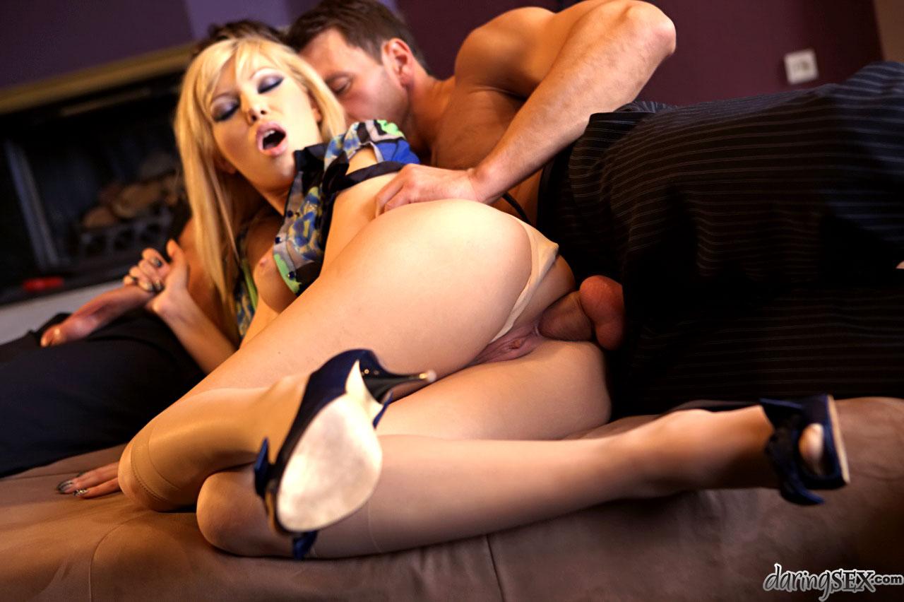 Donna Bell - Sheer Nylon - Daring Sex 69946-2557