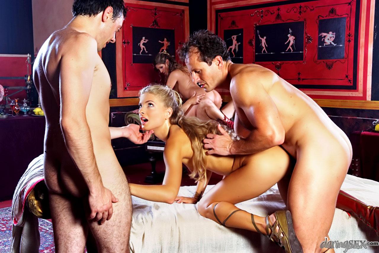 Смотреть онлайн порно древнего рима, Римские оргии - видео Yo-Sex 13 фотография