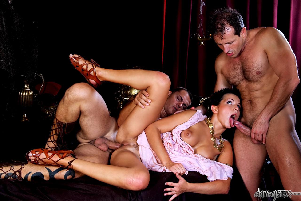 Порно секс гладиатор