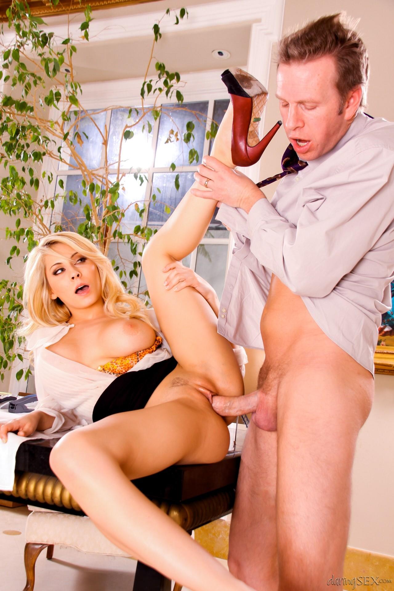blonde girl fingering gif