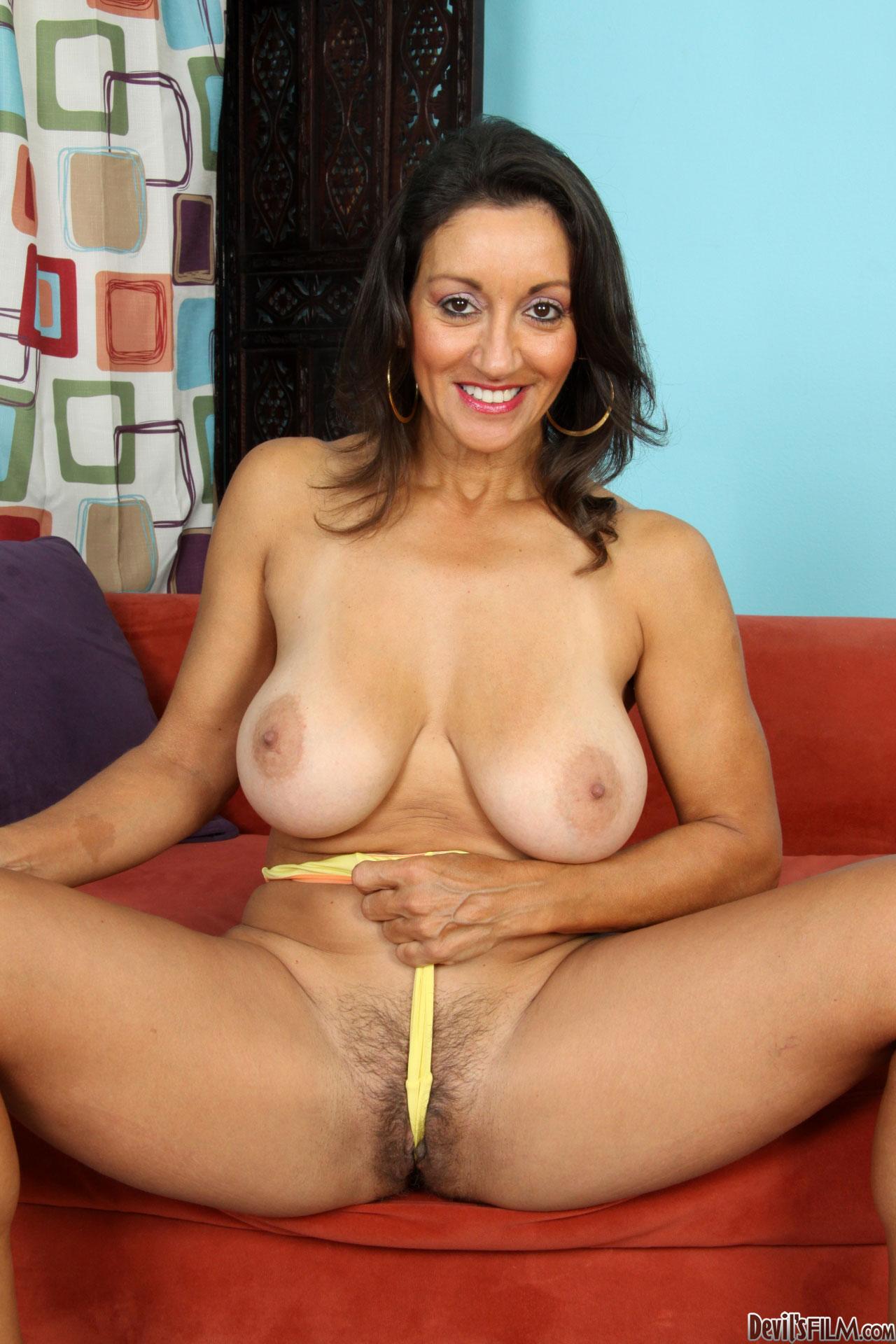 Persia Monir - Your Moms Hairy Pussy 08 70476-1041