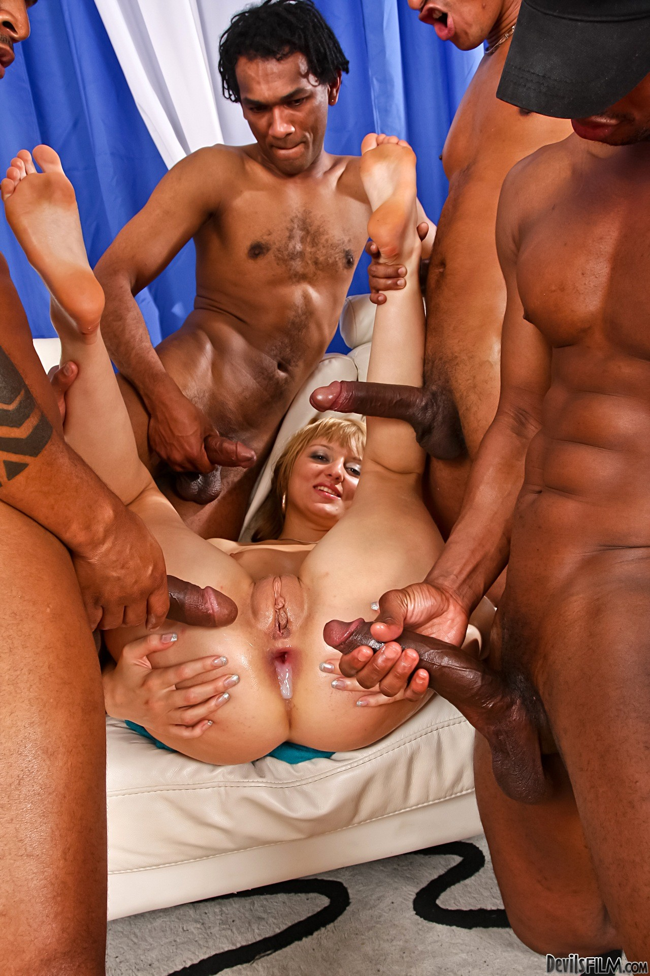 Gangbang ass stretched pictures forum