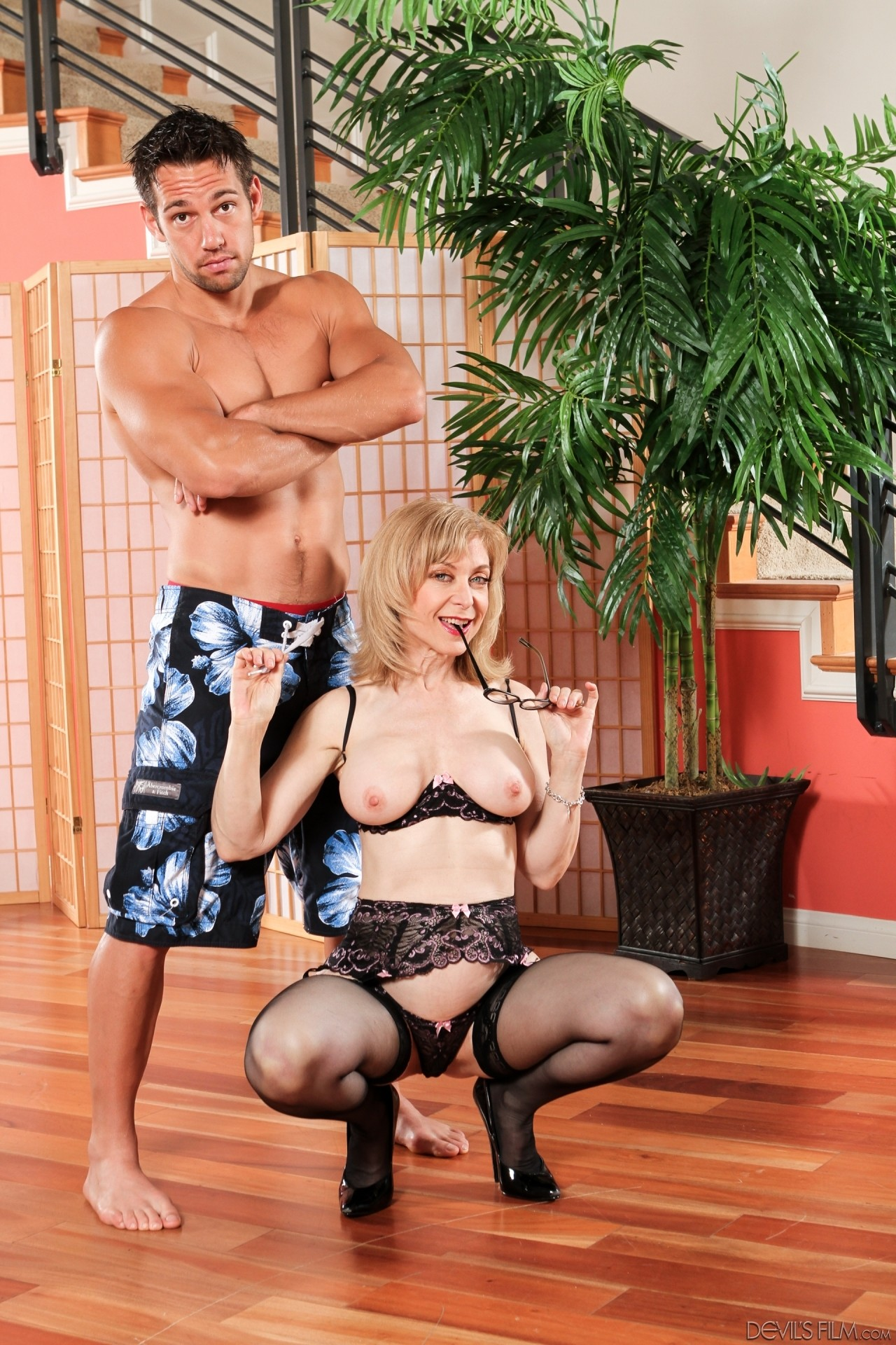 nina hartley porns