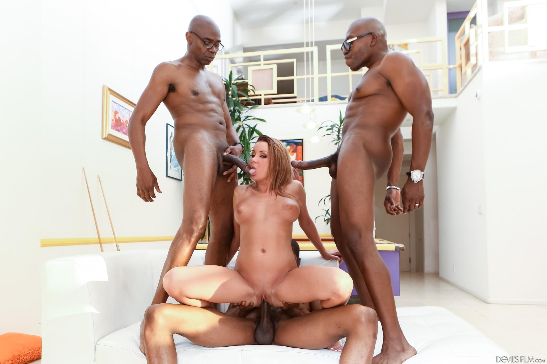 gangbang sex sex auf der alm