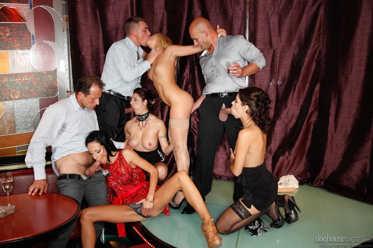 Baccalaureate orgy party wemen pussy rambha