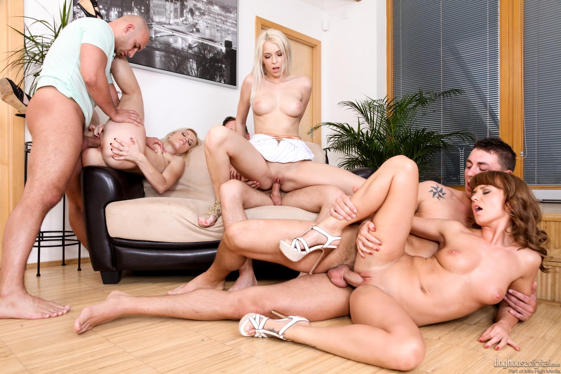 White foursome orgy swinger sex free bikini sexy wallpaper