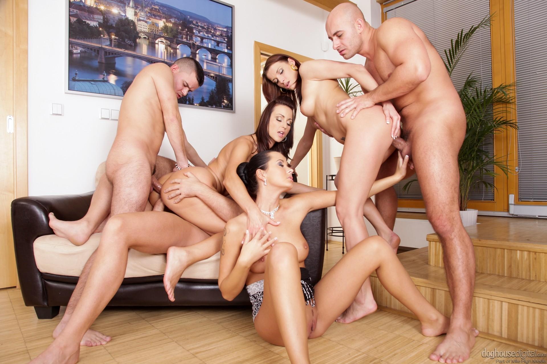 Gallery orgy photo