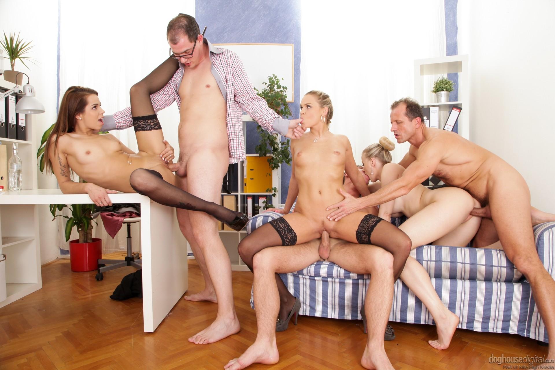 Порно фильмы онлайн свингеров — pic 7