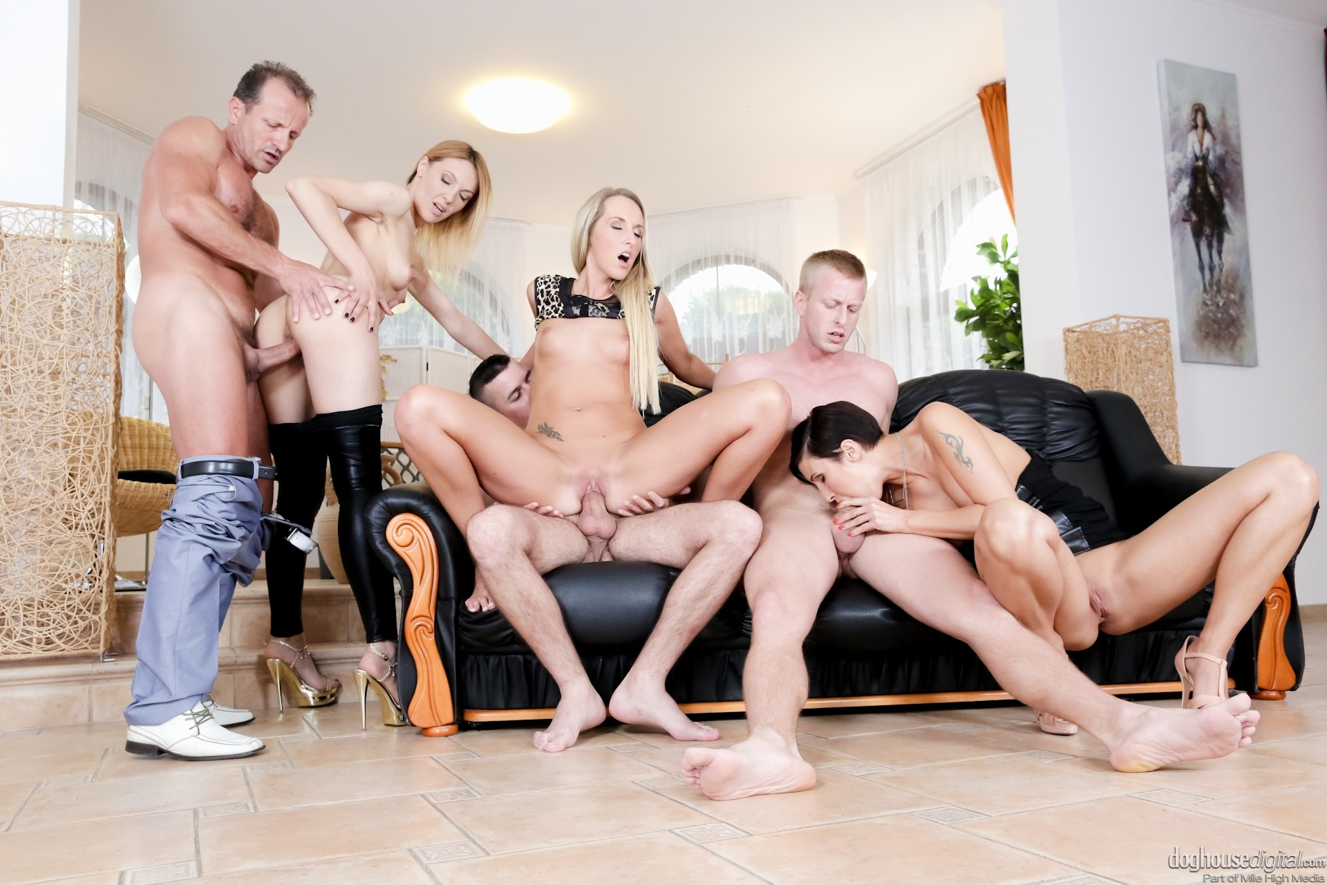 If You Like To See Group Sex Wild Orgies And Sexy