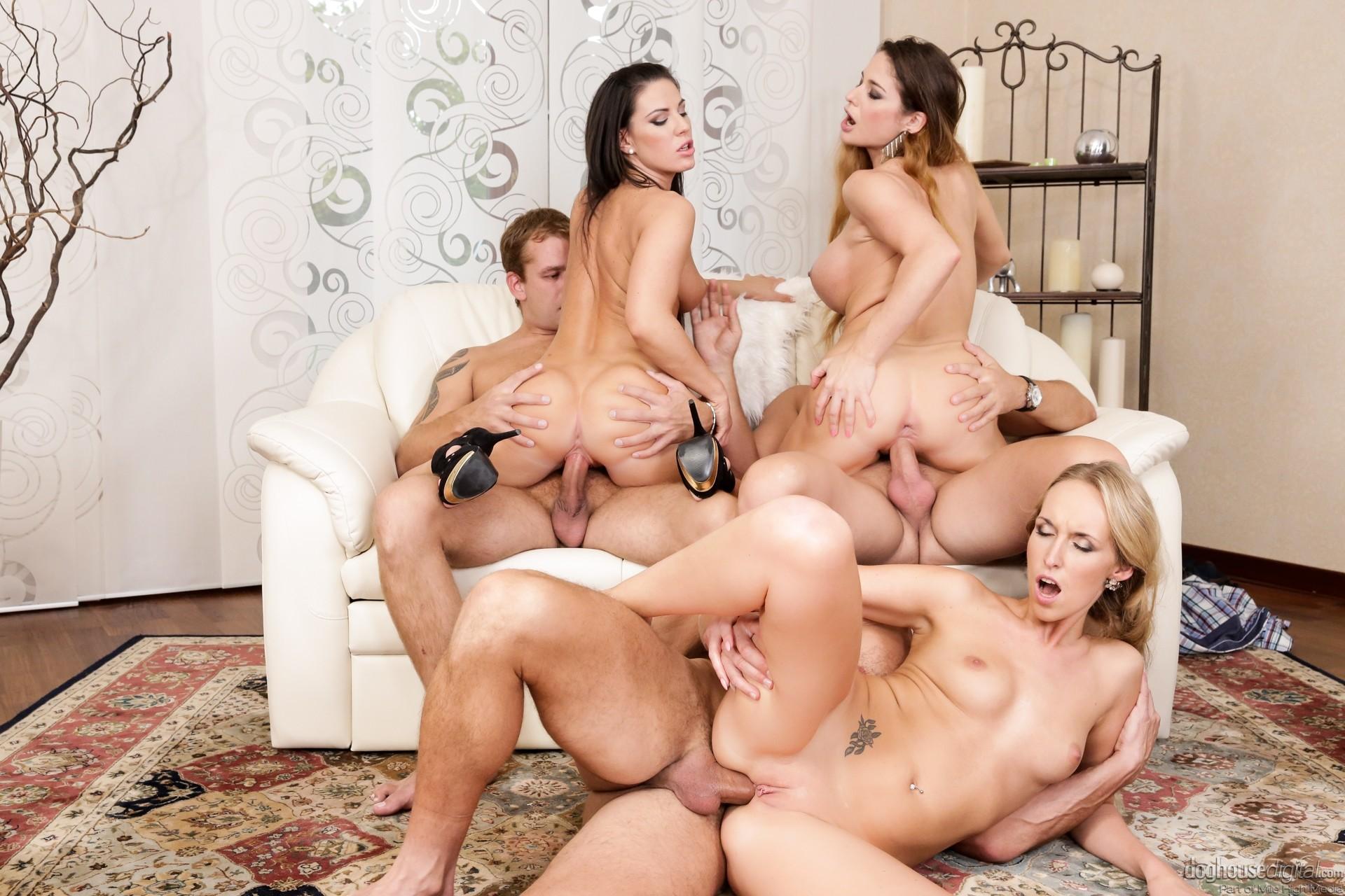кастинг группового порно для жены