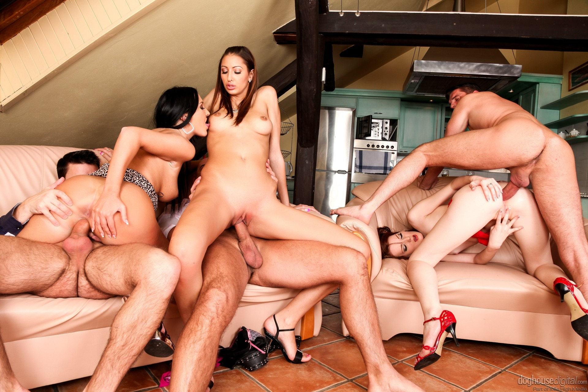Orgy club streaming photo