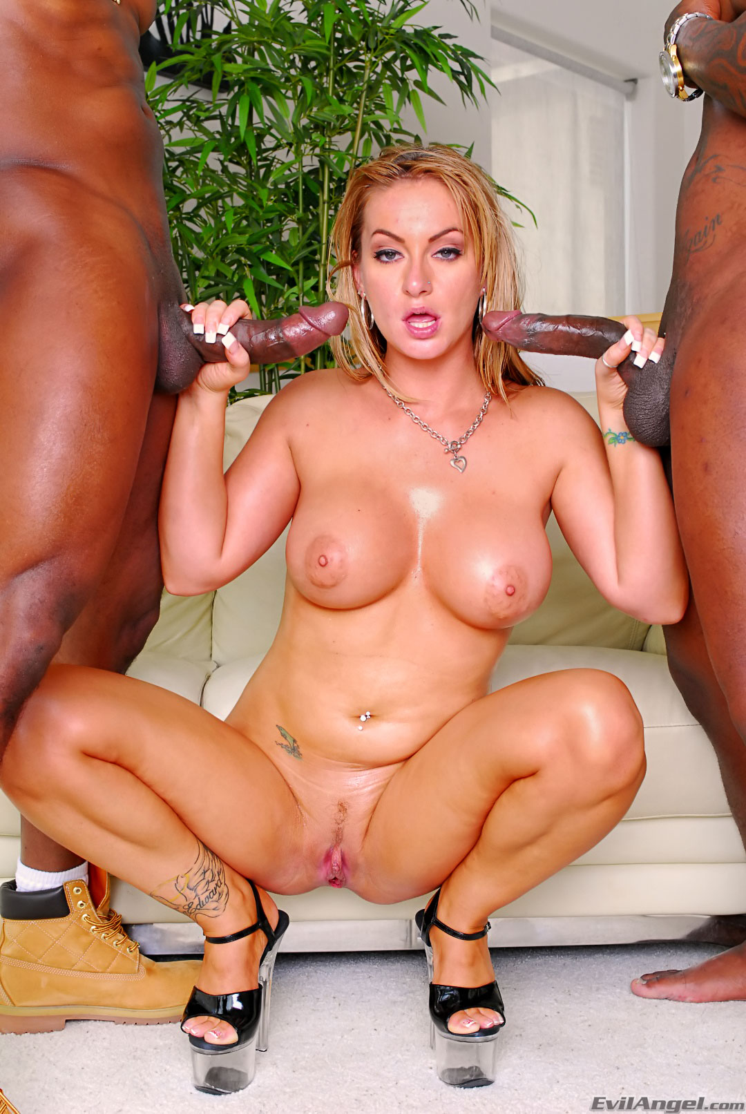 Dru barrymore and samantha sterlyng - 3 part 6