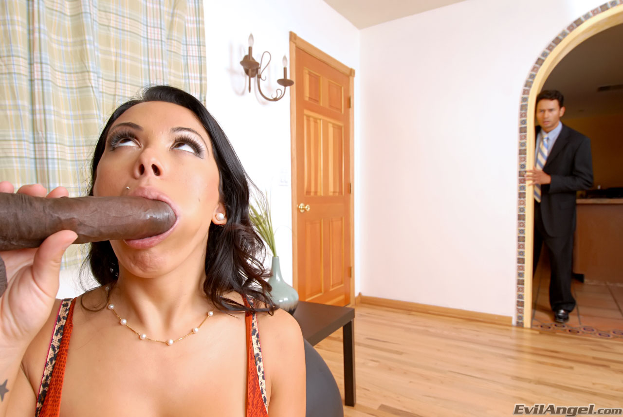 Sienna West Interracial Anal