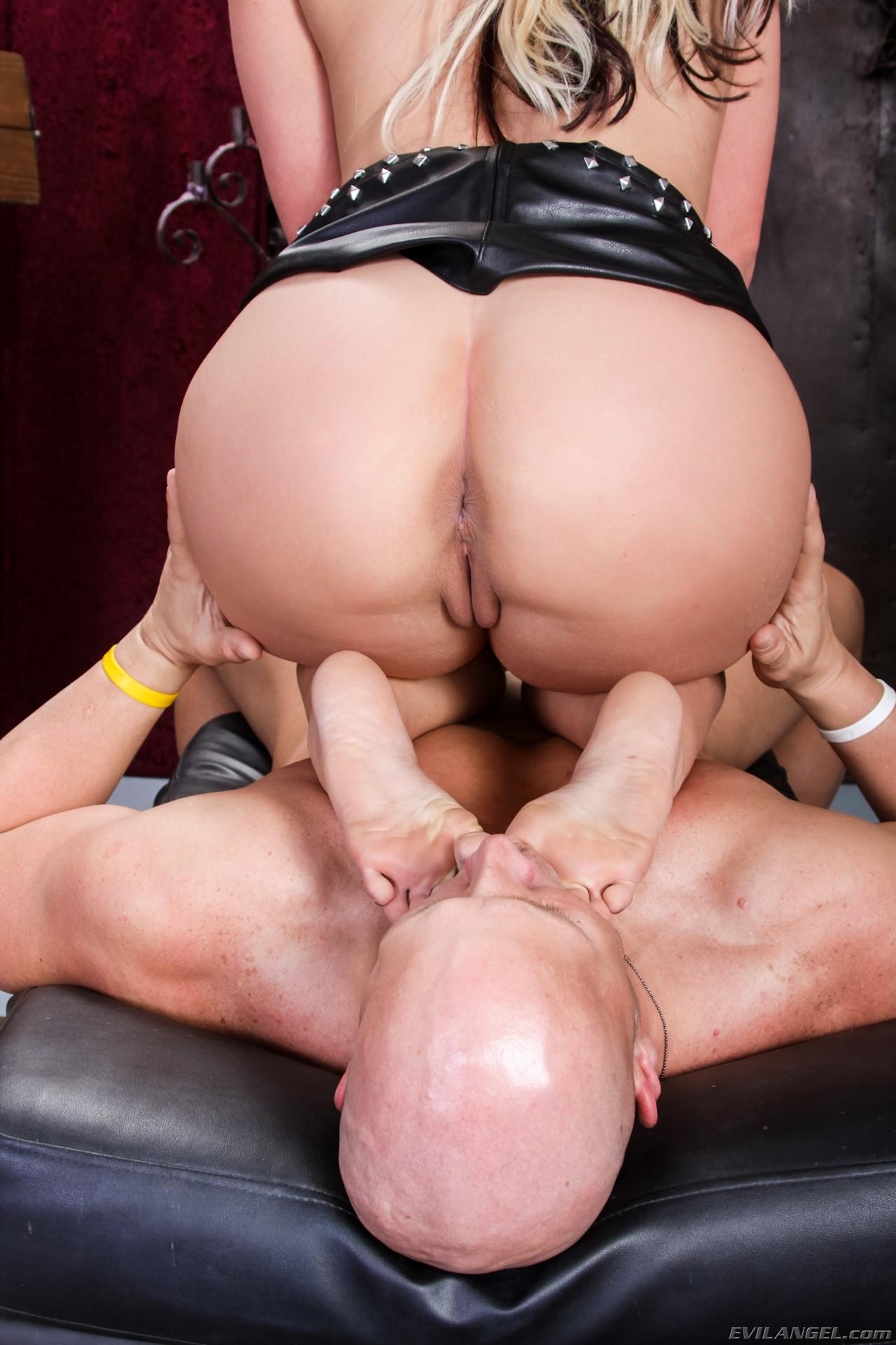 Femdom ass worship 15