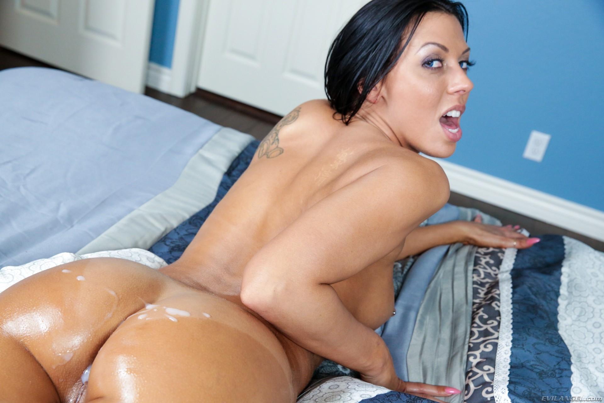 Rachel Starr Big Ass Nude