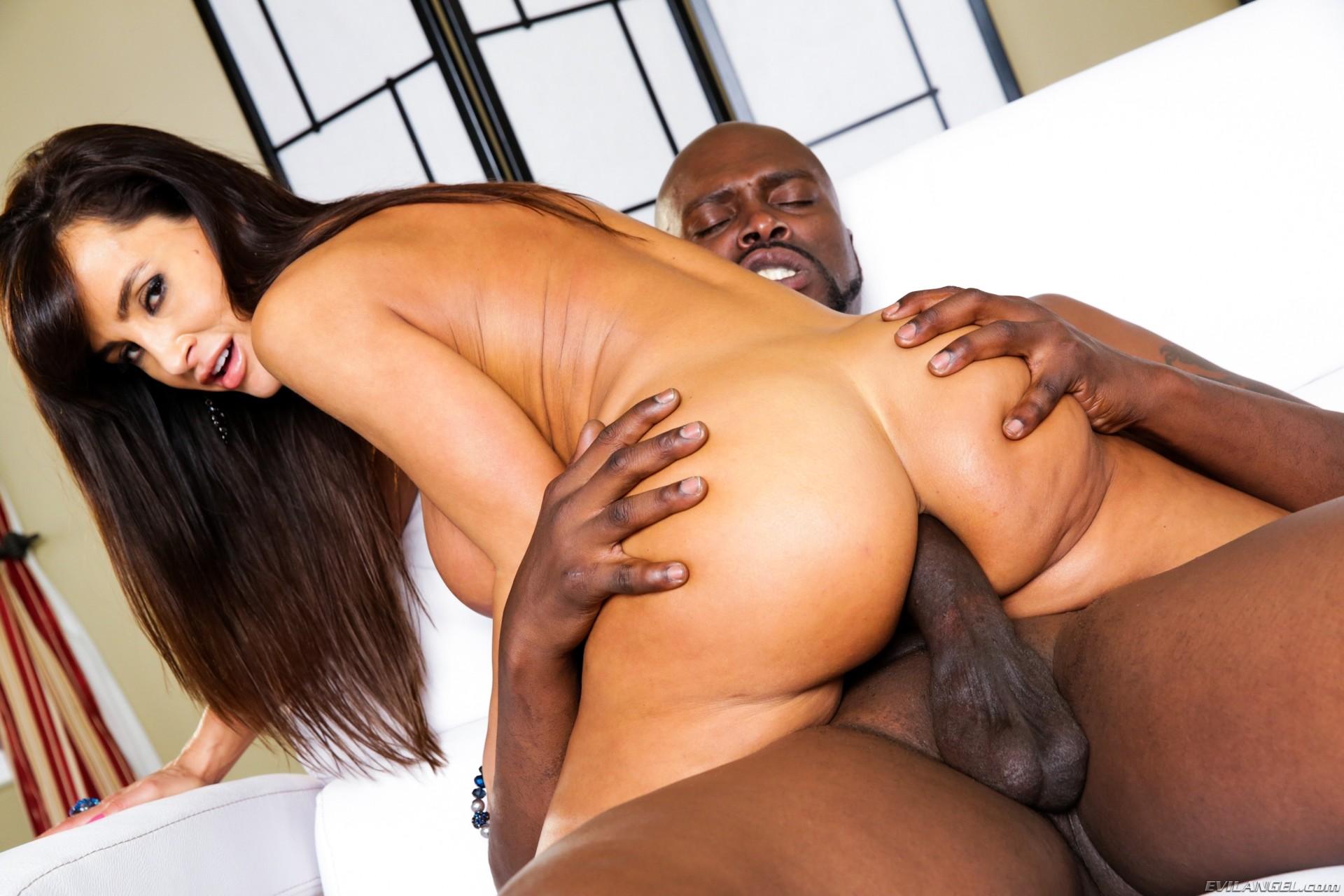 Big black nigger cock