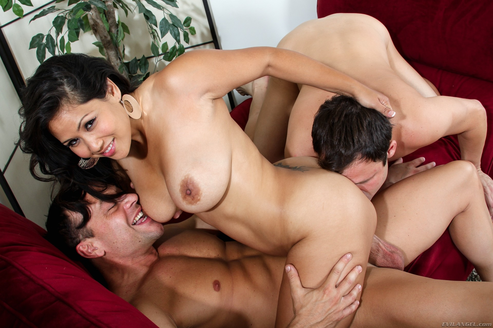 Jessica bangkok is blowing her young trainer - 1 part 8