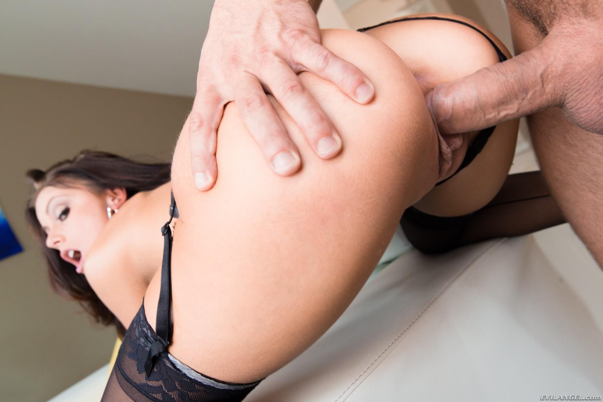 Hot tattooed sister deepthroating huge cock brutally fucked 6