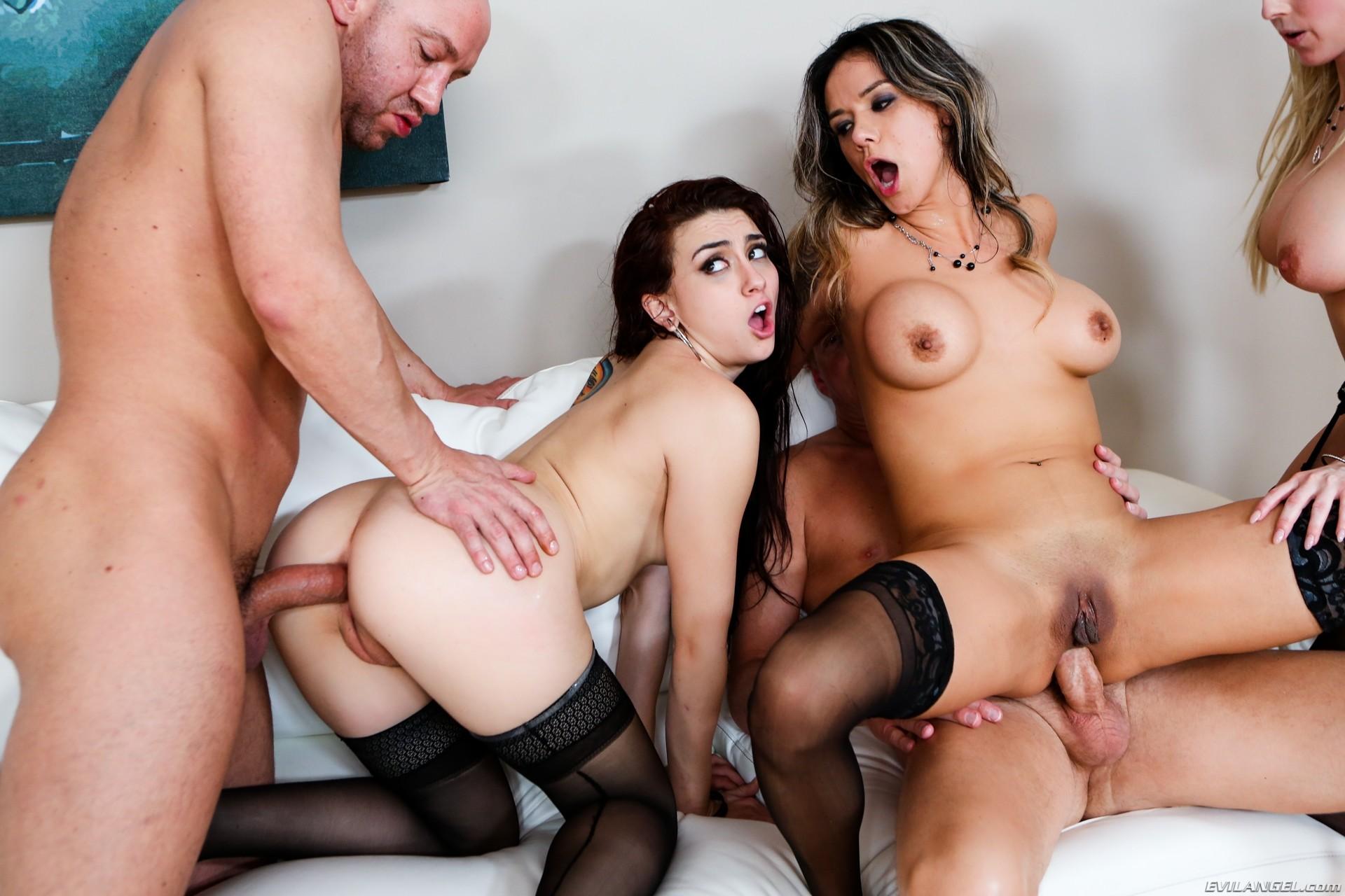 Anal Swinger Orgy 75396