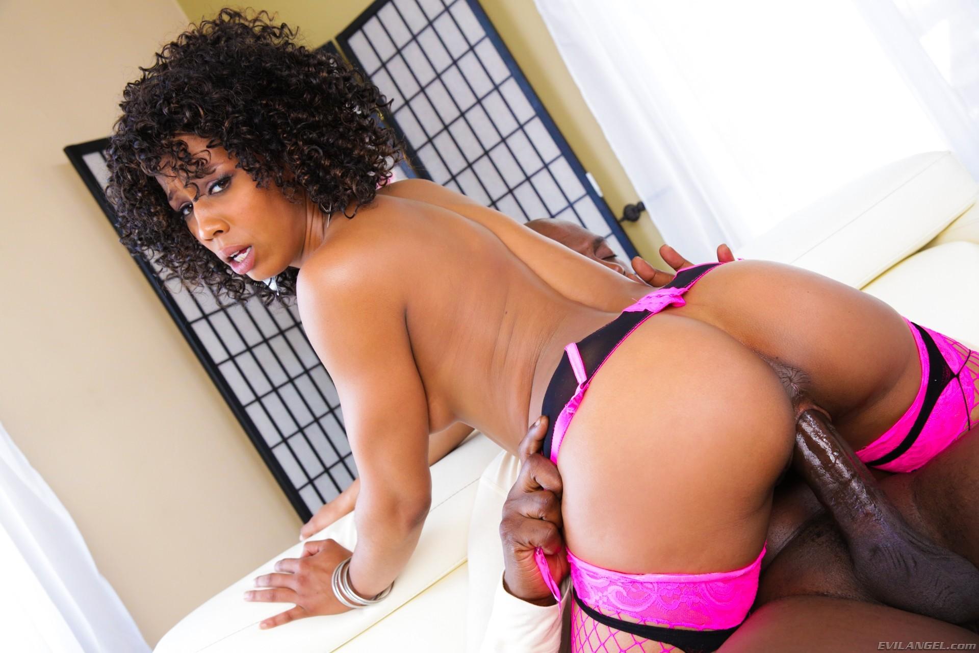 Ebony misty anal, nude sex smoking