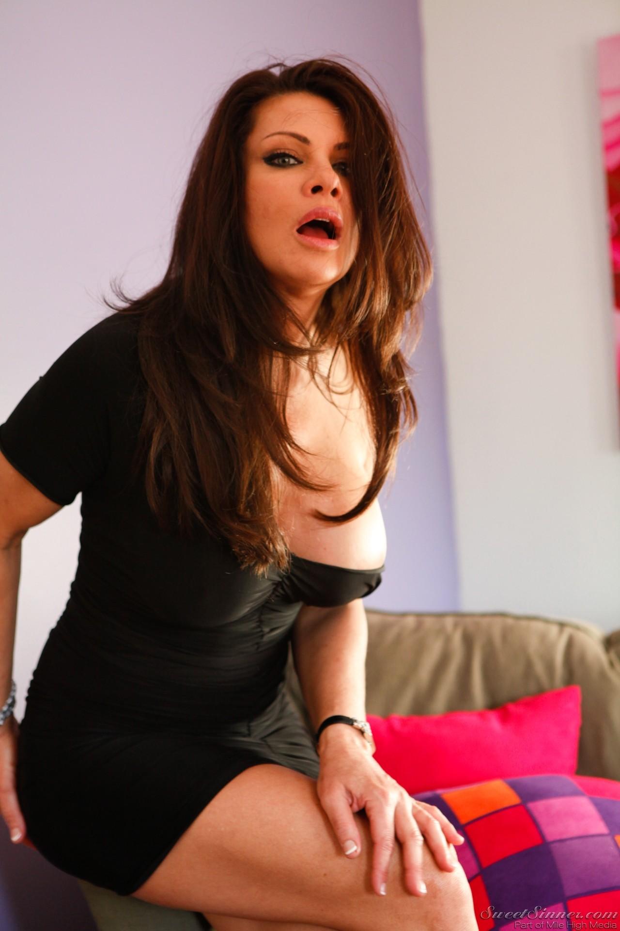 Bridgette b boob job