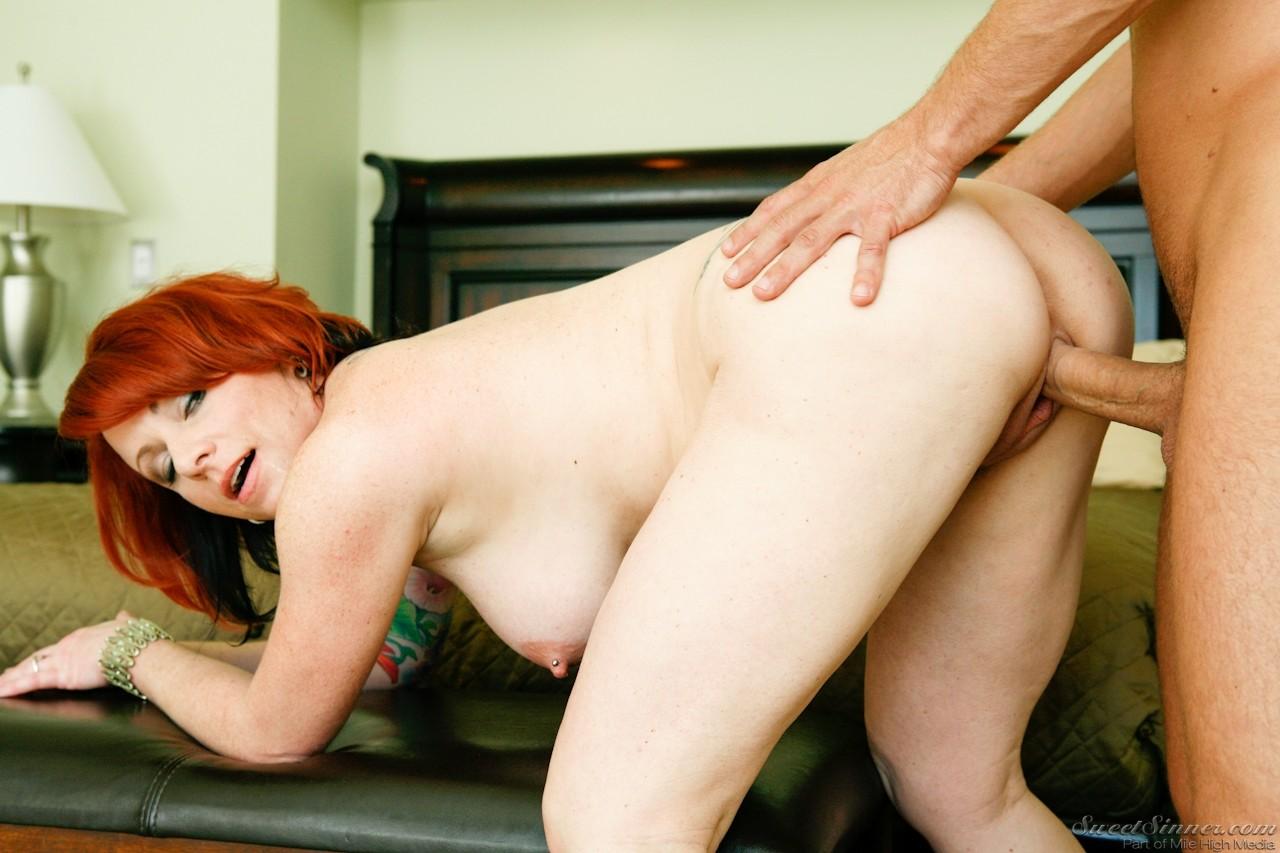 Kylie ireland anal