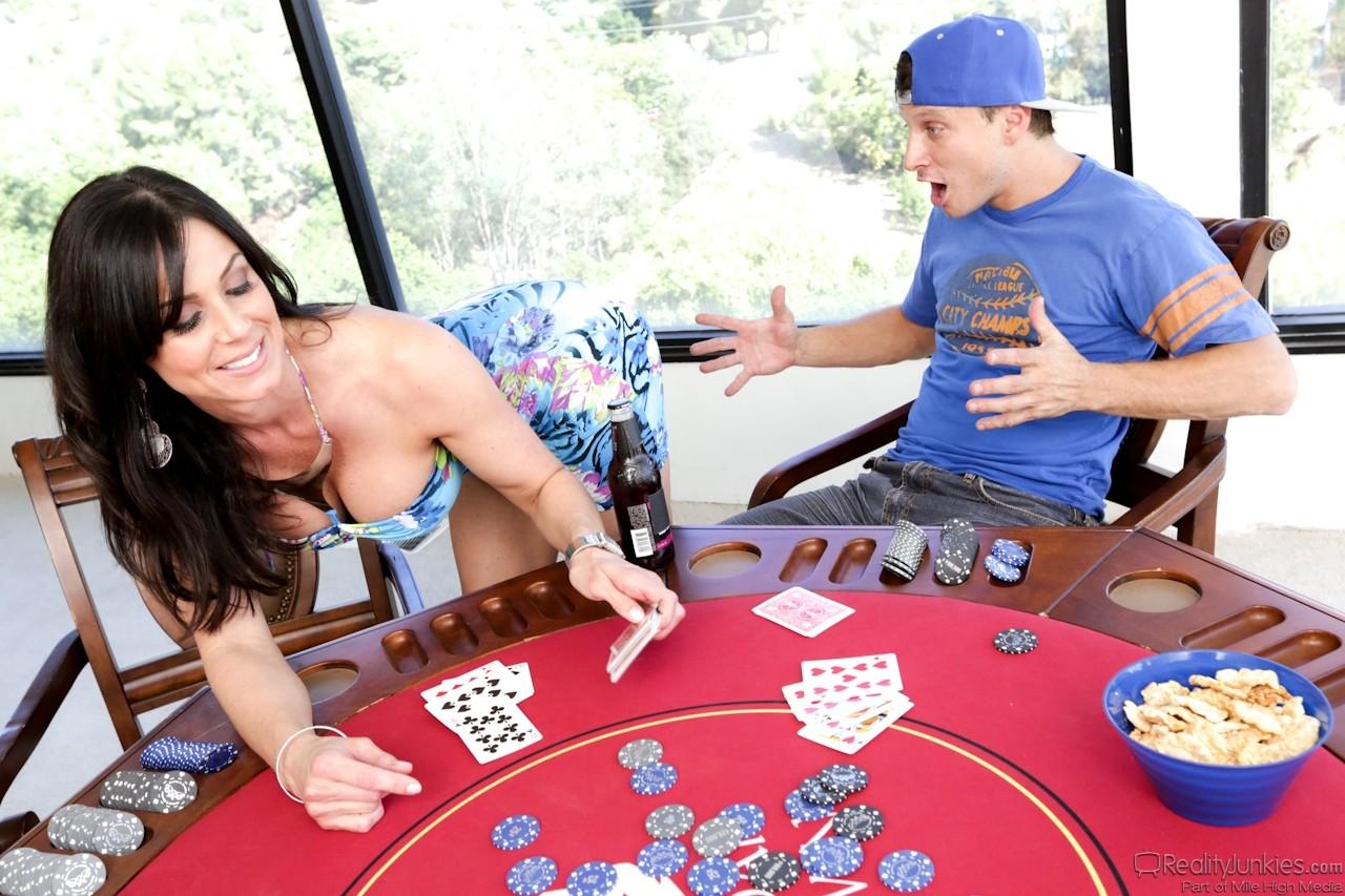 Milf strip poker pornstar sex pics