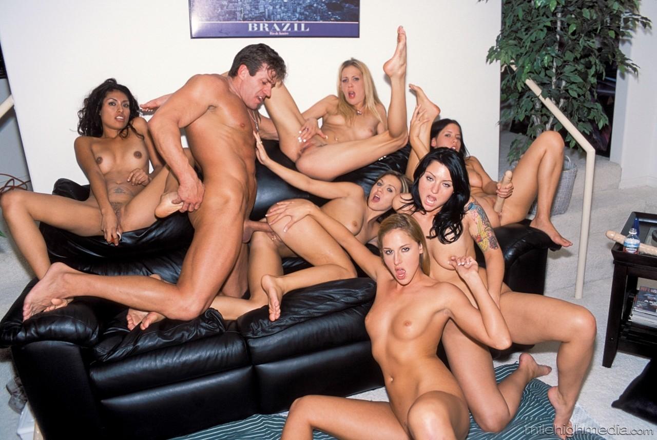 Group sex multiple