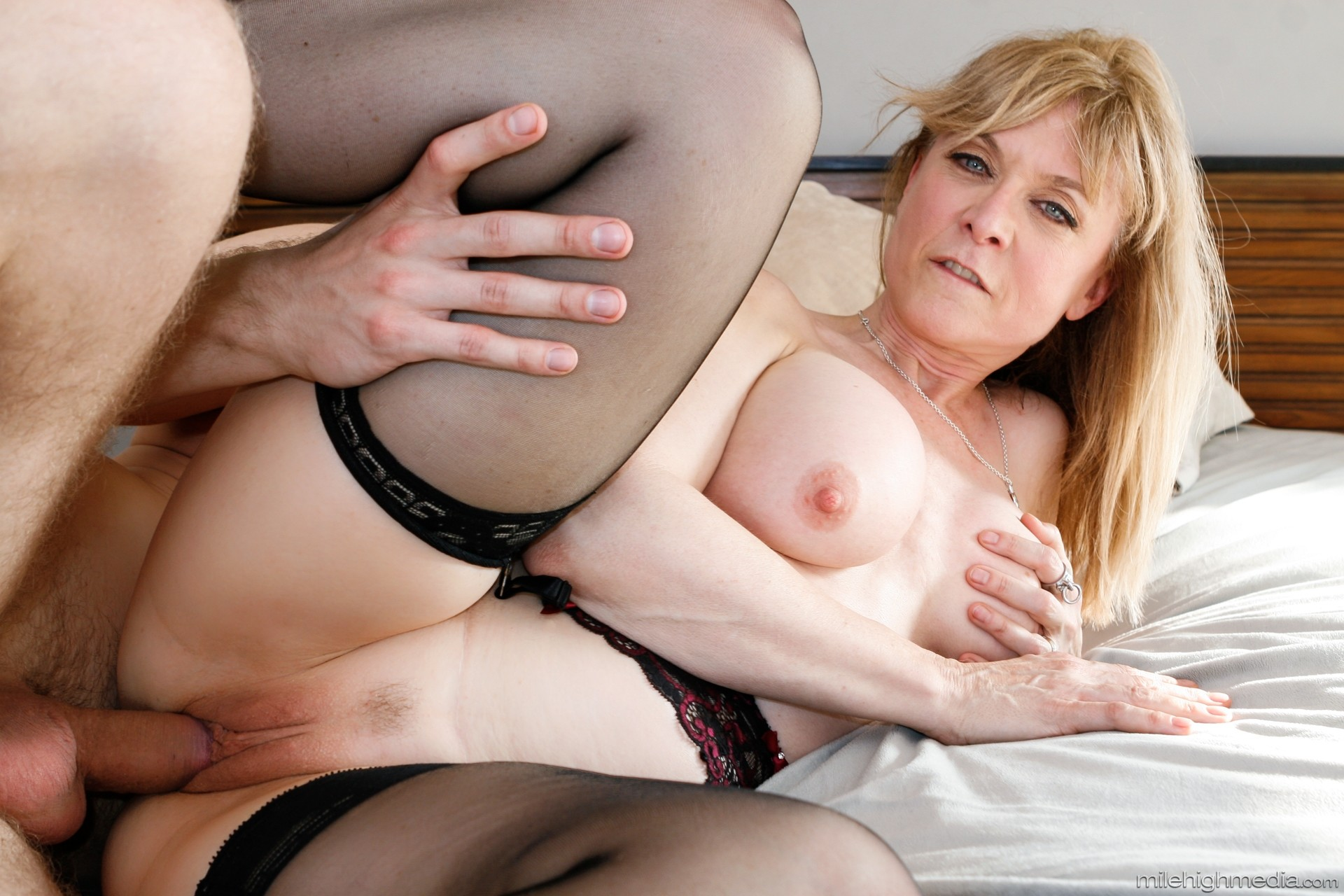 Milf hunter nina hartley
