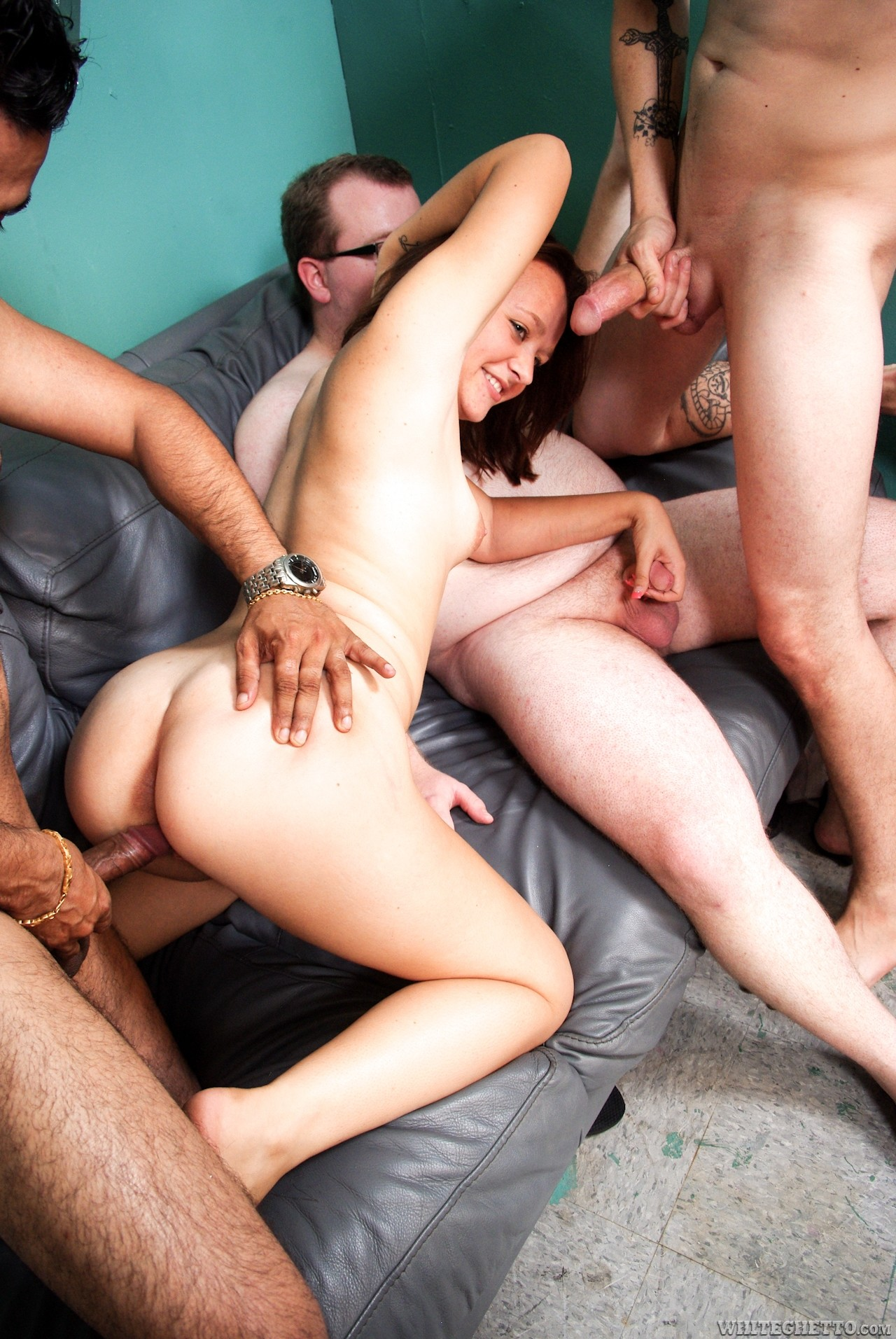 Pics Of Gang Bang