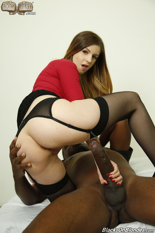 Stella Cox - Blacks On Blondes 80663