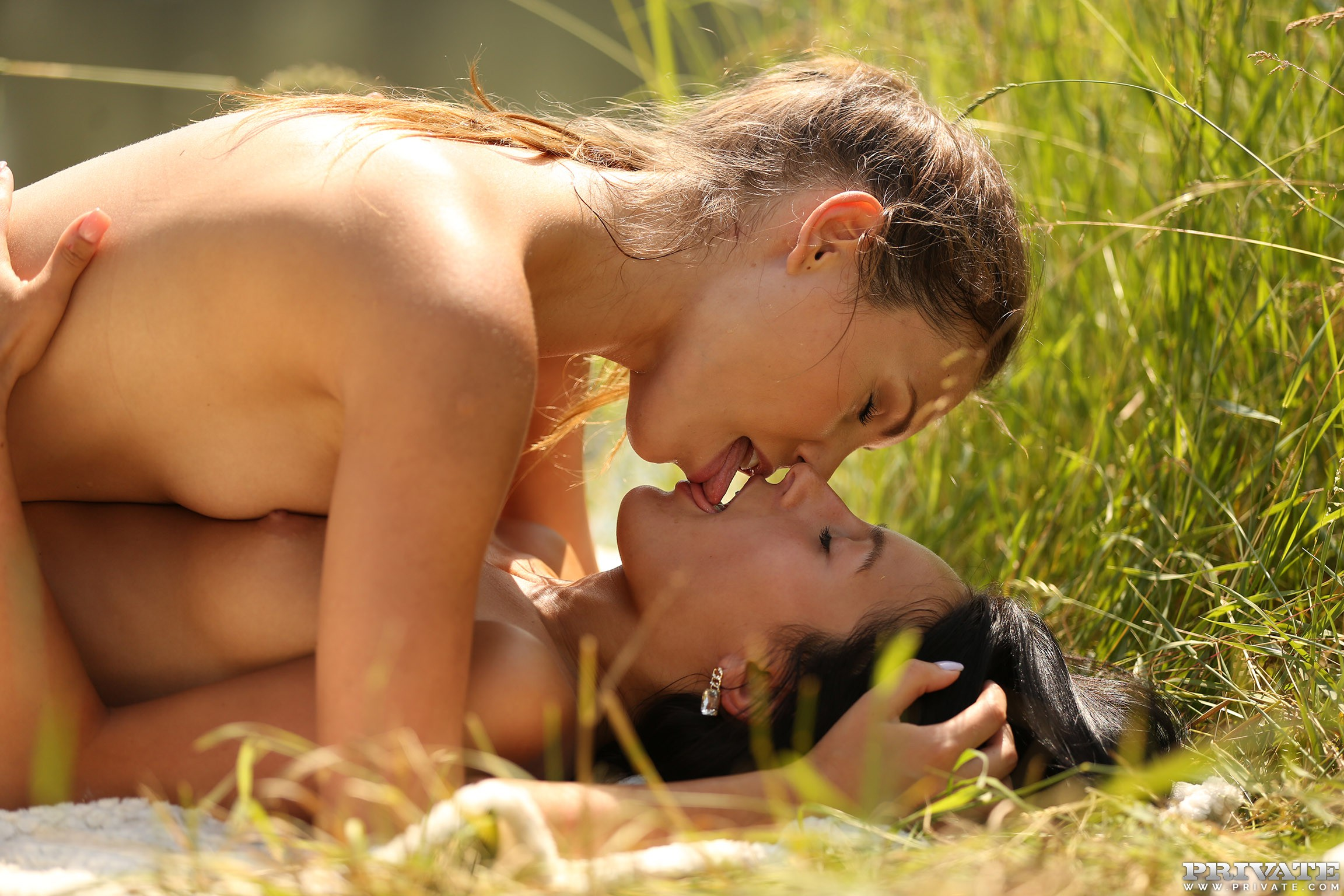 Hairy teen lesbians wild girl girl