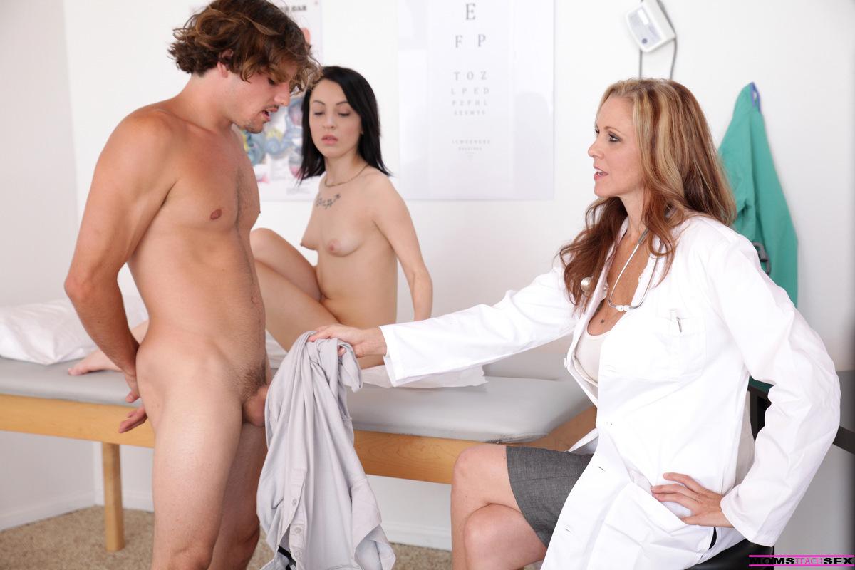 Nude moms teacher