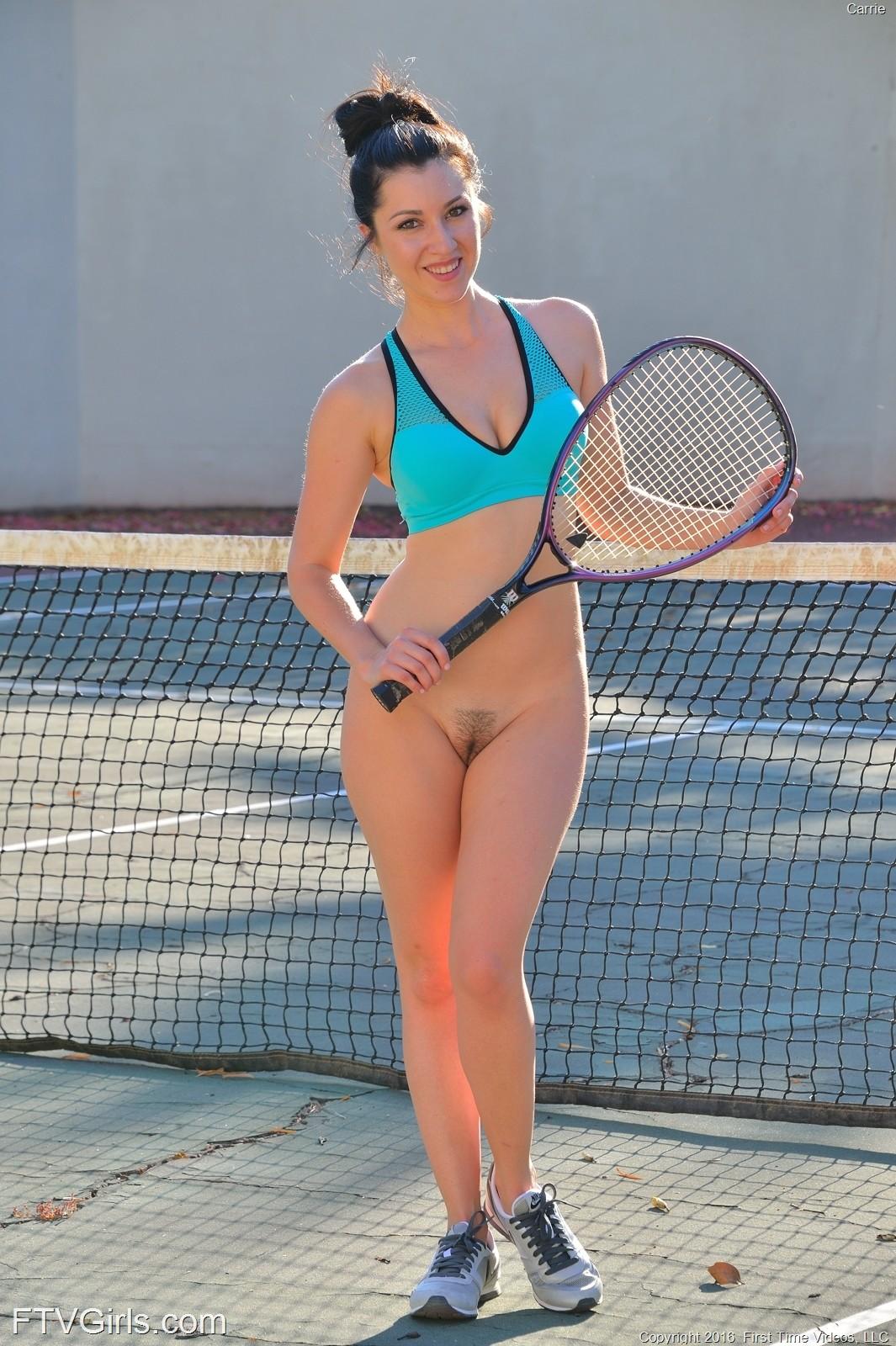 Naked Tennis Ladies