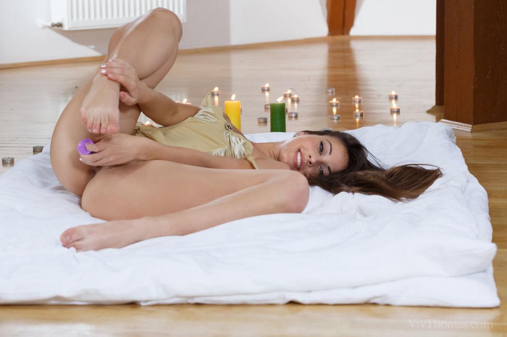 Lorena garcia in a hot masturbation scene