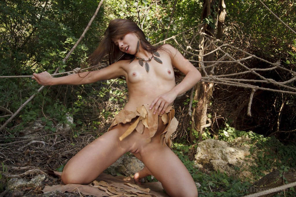 The Naked Wood Nymph In The Forest Of My Mind The Art Of Storytelling