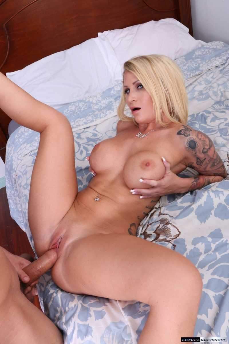 Real Amateur Milf Young Stud
