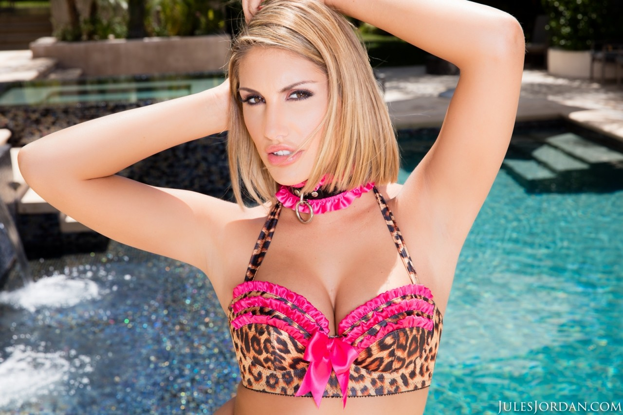August ames huge cumshgot