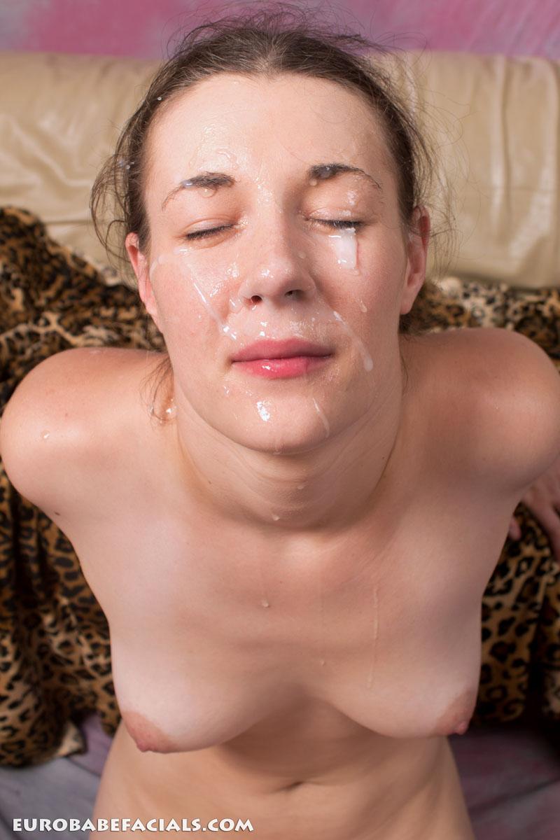Babe Facial Porn euro babe facials - natalya 96174