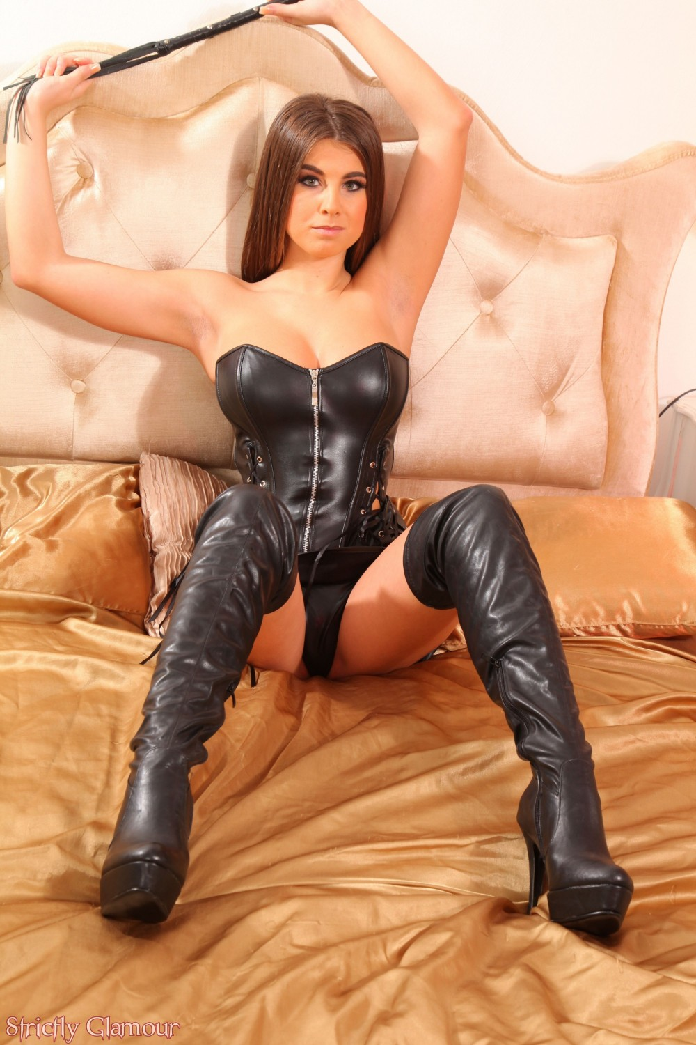 Girls In Leather Boots Porn