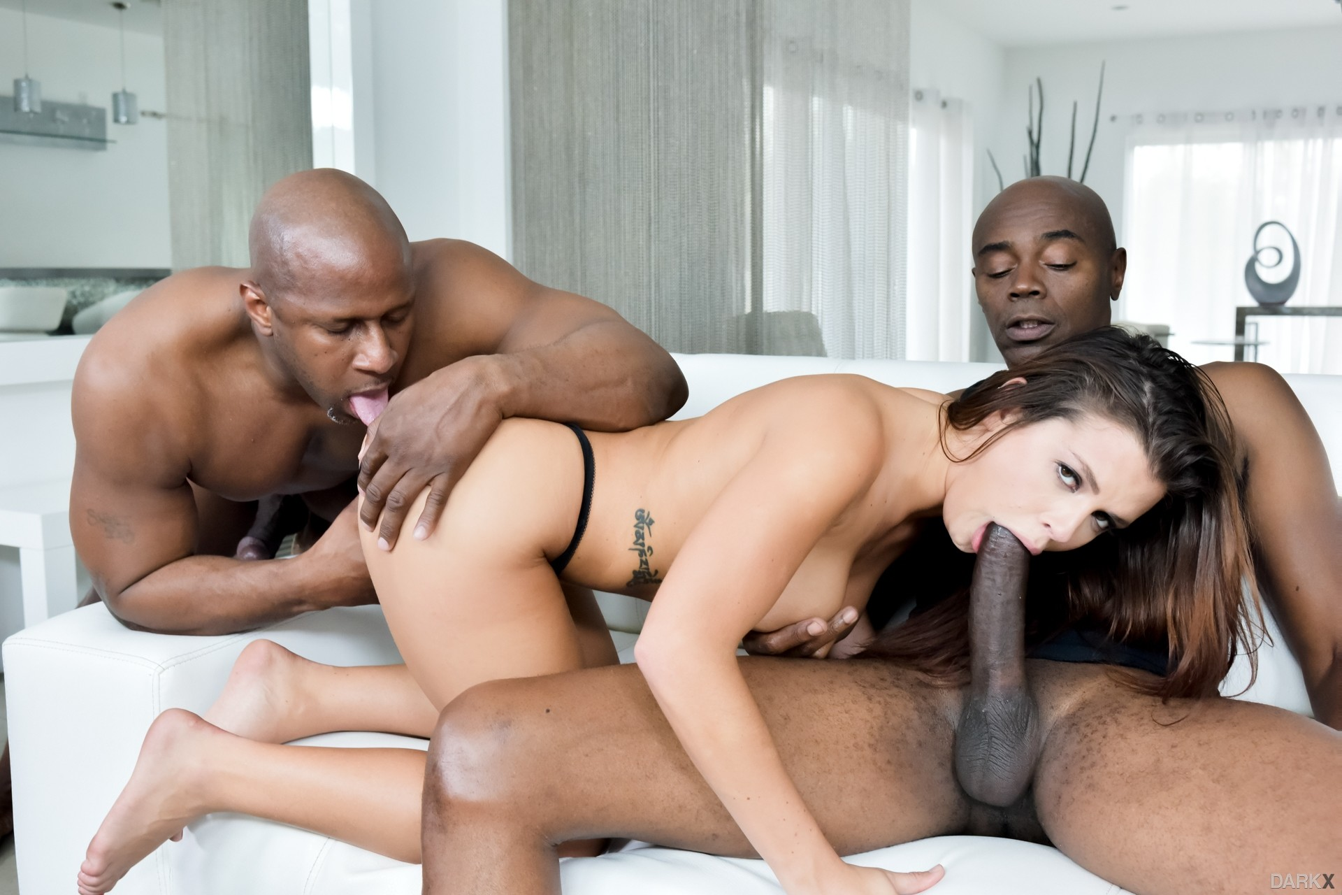 Free hd black guy is about to fuck keisha grey, while her husband is out of town porn photo