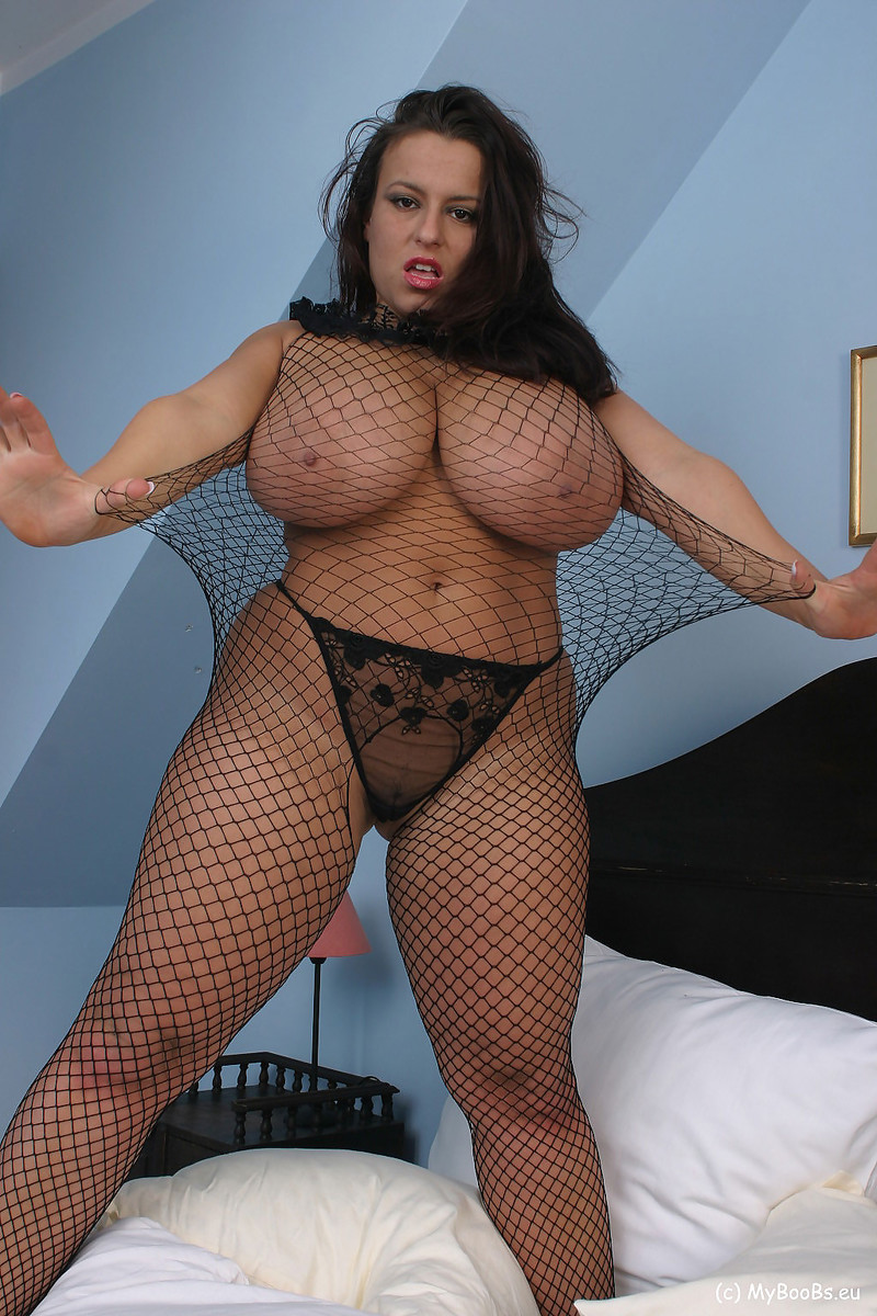 Aneta Buenain Bodystockings - My Boobs 97395-1898