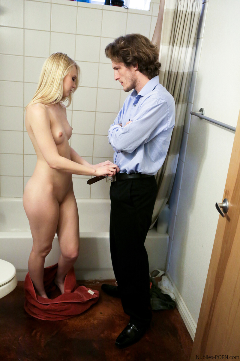 Making dirty girl lily rader shower before fucking s3e5 6